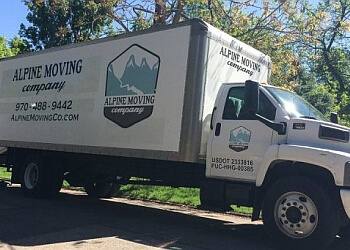 Fort Collins moving company Alpine Moving Company