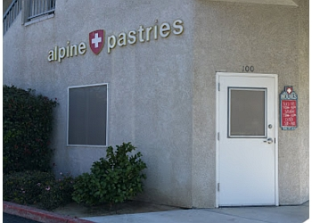 Bakersfield bakery Alpine Pastries