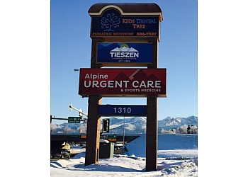 Anchorage urgent care clinic Alpine Urgent Care