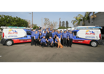 Anaheim hvac service Alps Air Conditioning and Heating