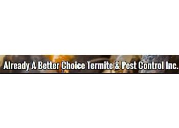 El Monte pest control company Already a Better Choice Termite & Pest Control Inc.