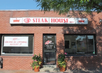 Alexandria steak house Al's Steak House