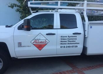 Glendale security system Altech Security, Inc.