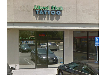 Santa Clarita tattoo shop Altered Flesh Tattoo