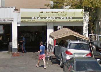 Dallas car repair shop Alternative Automotive