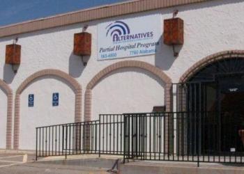 El Paso addiction treatment center Alternatives Centre