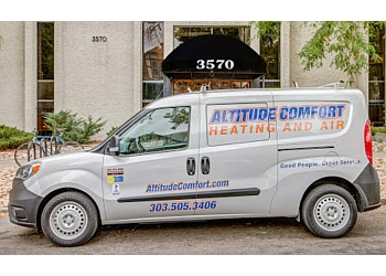 Denver hvac service Altitude Comfort Heating and Air