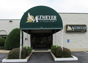 Virginia Beach funeral home Altmeyer Funeral Homes and Crematory
