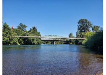 Eugene public park Alton Baker Park