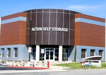 Irvine storage unit Alton Self Storage