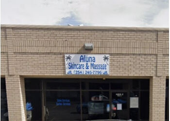 Killeen spa Aluna Skincare and Massage