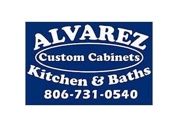 Amarillo custom cabinet Alvarez Custom Cabinets