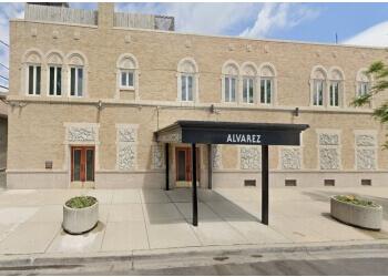 Chicago funeral home Alvarez Funeral Directors