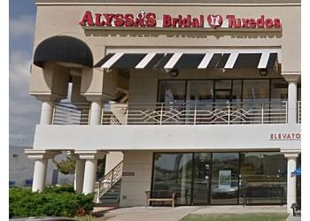 Tulsa bridal shop Alyssa's Bridal & Tuxedo