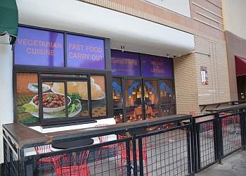 Albuquerque vegetarian restaurant Am Spices of India