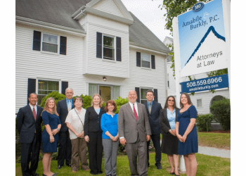 Worcester personal injury lawyer Amabile & Burkly, P.C.