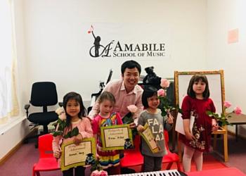 San Francisco music school Amabile School of Music
