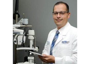 Laredo eye doctor Amador Flores, Jr, OD - FLORES EYE CARE CLINIC