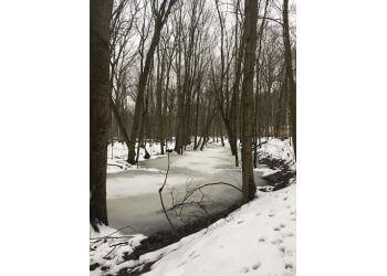 Grand Rapids hiking trail Aman Park Trail