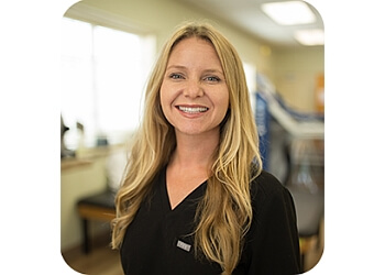 Shreveport physical therapist Amanda Brewer, DPT