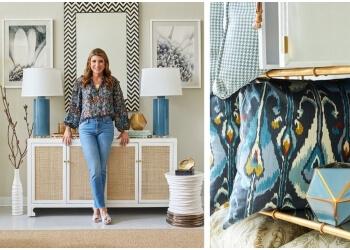Des Moines interior designer Amanda Reynal Interiors