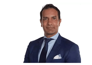Arlington medical malpractice lawyer Amar Dhillon