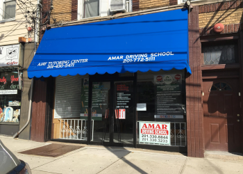 Jersey City driving school Amar Driving School