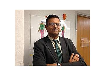 Toledo pain management doctor Amar N. Goyal, MD