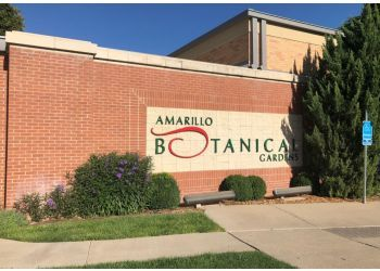 Amarillo places to see Amarillo Botanical Gardens