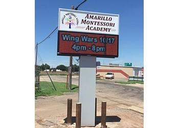 Amarillo preschool Amarillo Montessori Academy