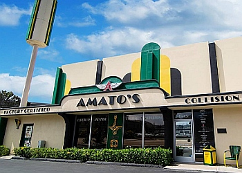 San Diego auto body shop Amato's Auto Body INC.