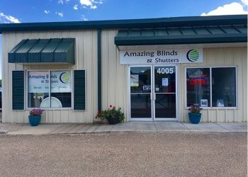 Amarillo window treatment store Amazing Blinds and Shutters