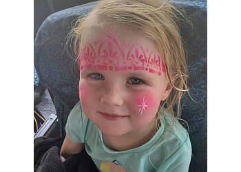 Jacksonville face painting Amazing Face Painting by Linda