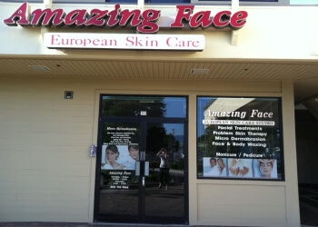 Sunnyvale spa Amazing Face Spa European Skin Care Studio