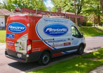 Baltimore hvac service Amazing Heating & Air Conditioning, Inc.