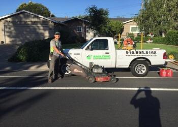 Sacramento lawn care service Amazing Lawn Service LLC
