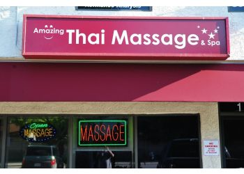 Santa Clarita massage therapy Amazing Thai Massage and Spa
