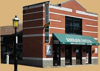 Cincinnati indian restaurant Ambar