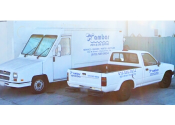 Chula Vista pool service Ambar Pool & Spa Supplies