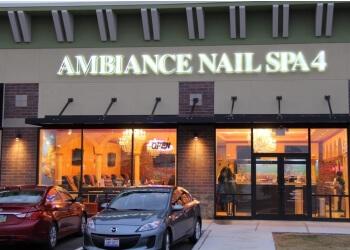 Cincinnati nail salon Ambiance Nail Salon & Spa IV