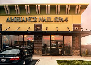 Cincinnati nail salon Ambiance Nail Spa