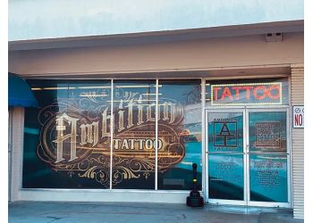 Knoxville tattoo shop Ambition Tattoo