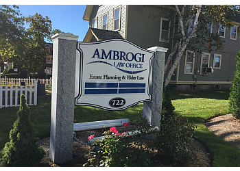 Manchester estate planning lawyer Ambrogi Law Office