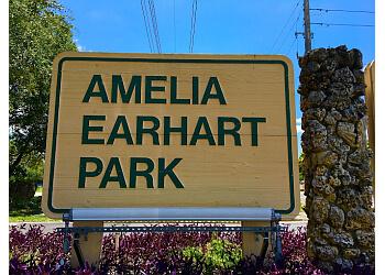 Hialeah public park Amelia Earhart Park
