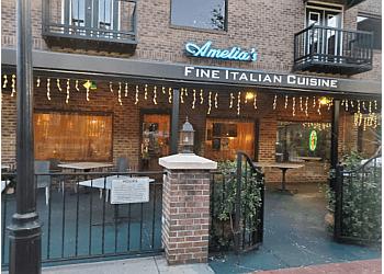 Gainesville italian restaurant Amelia's