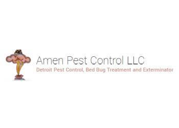 Detroit pest control company Amen Pest Control LLC