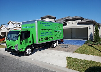 Orlando flooring store AmerEpoxy LLC