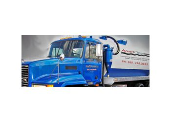 Miami septic tank service Ameri-Clean Pumping, Inc.