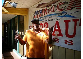 Santa Ana driving school America Driving School