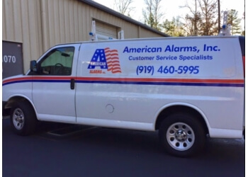 Cary security system  American Alarms